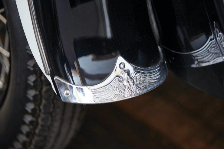 Harley-Davidson Servi-Car Fender
