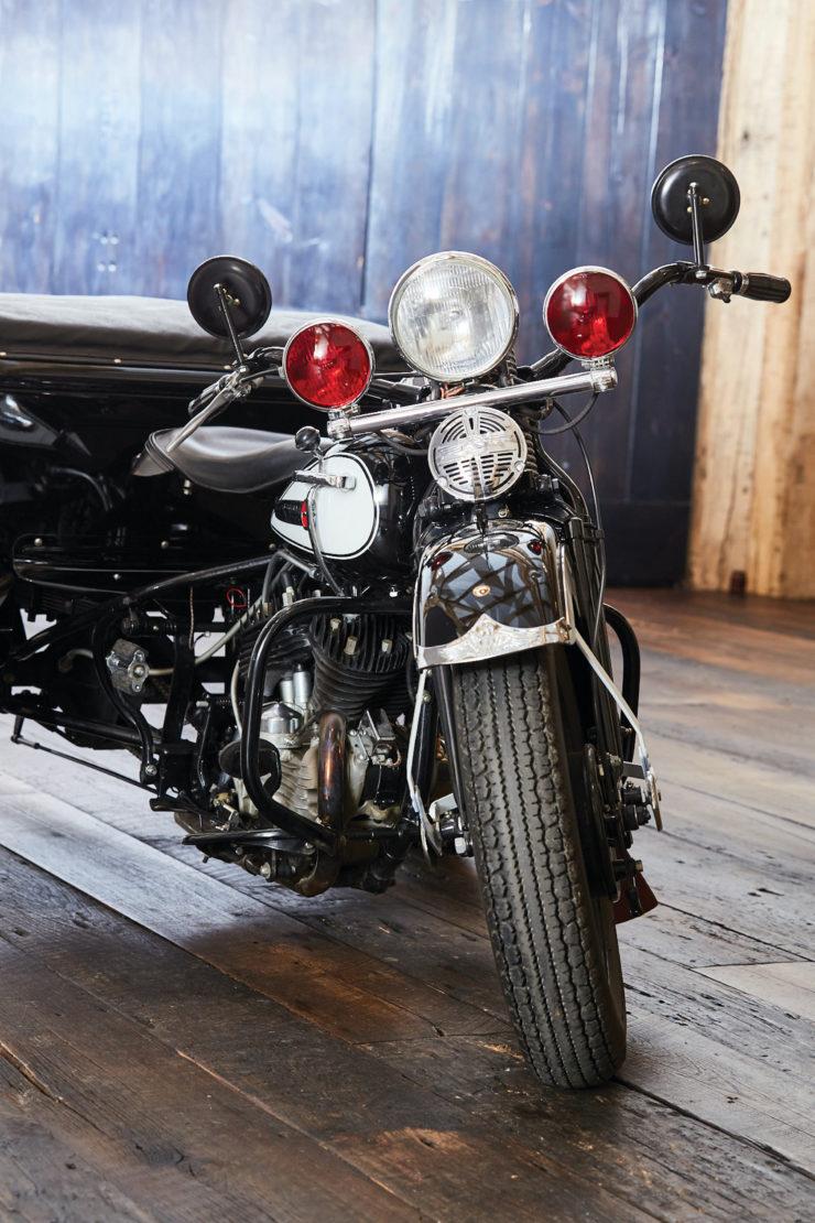 Harley-Davidson Servi-Car Front