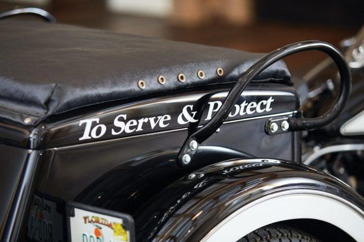 Harley-Davidson Servi-Car Police 3