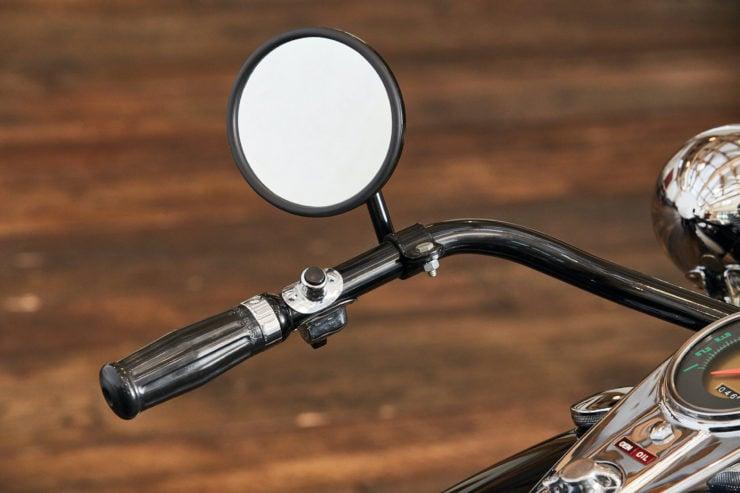 Harley-Davidson Servi-Car Rear Vision Mirror