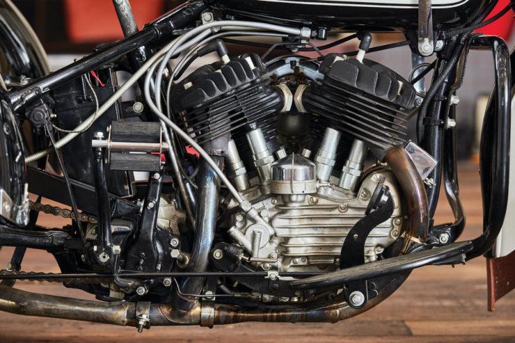 Harley-Davidson Servi-Car V-twin