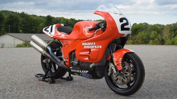 Harley-Davidson VR1000 Front