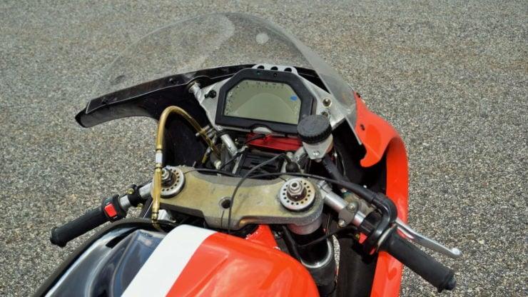 Harley-Davidson VR1000 Gauges