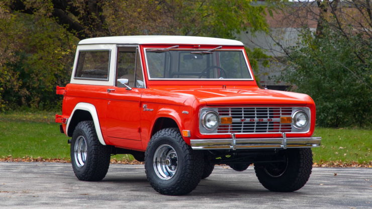 Holman Moody Ford Bronco Prototype - The Bronco Hunter 1