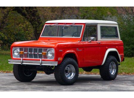 Holman Moody Ford Bronco Prototype - The Bronco Hunter