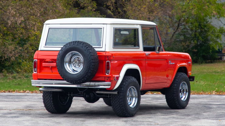 Holman Moody Ford Bronco Prototype - The Bronco Hunter Rear