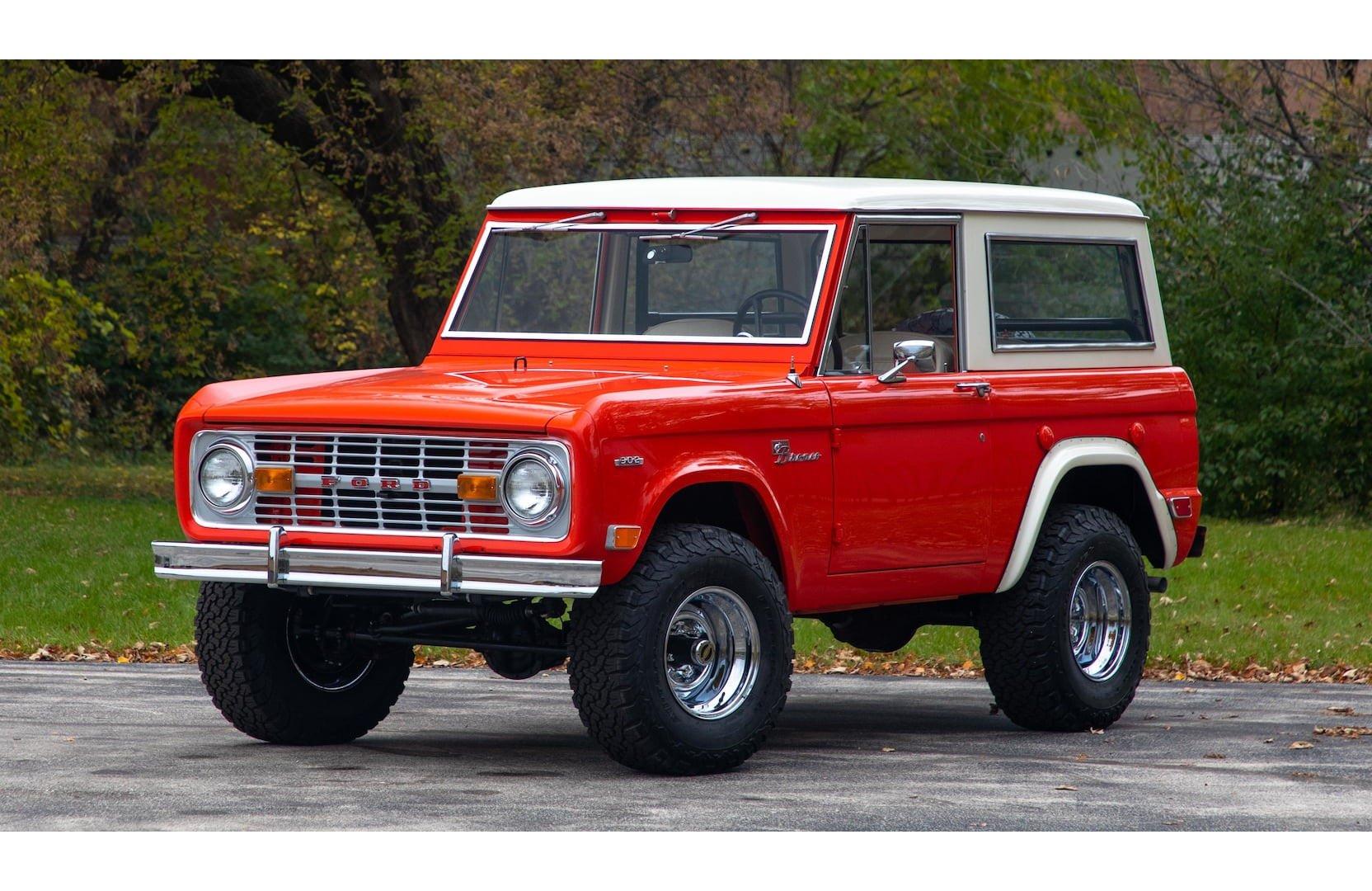 Holman Moody Ford Bronco Prototype - The Bronco Hunter
