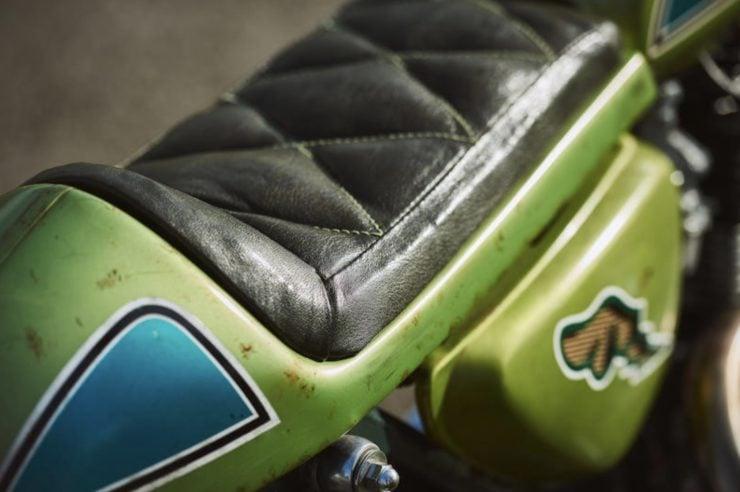 Honda CB125 Seat