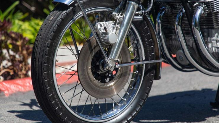 Honda CB750 Sandcast Front Brake