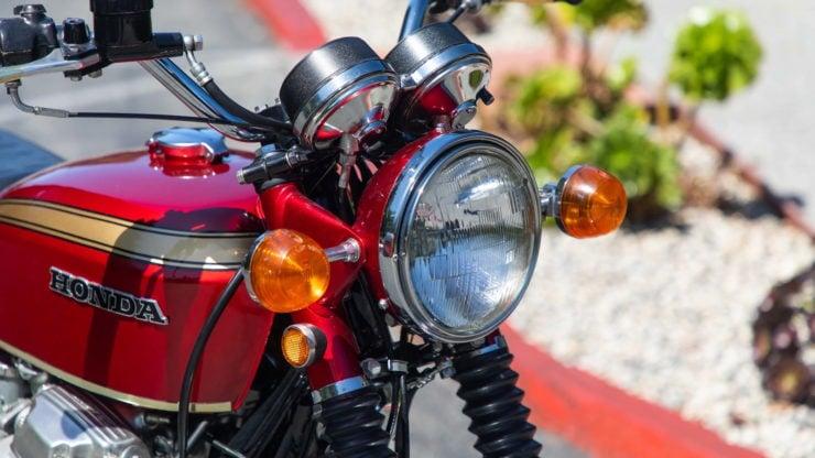 Honda CB750 Sandcast Headlight
