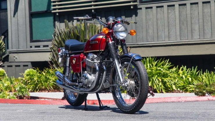 Honda CB750 Sandcast Main 2