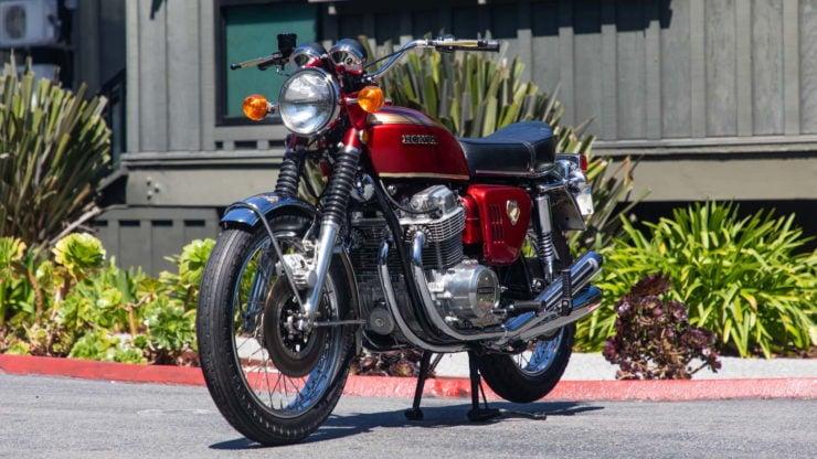 Honda CB750 Sandcast Main