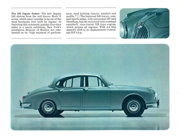 Jaguar Mark II Classic Car