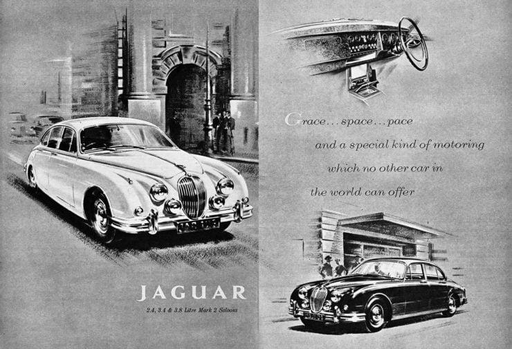 Jaguar Mark II History