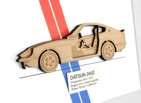 Laser Cut Wooden Vehicle Blueprints by Simply Cut Art 5