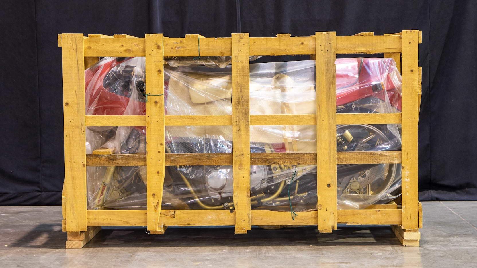 Laverda SFC 1000 In Crate