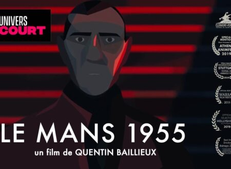 Le Mans 1955 - Deadly Competition - An Animated Short Film