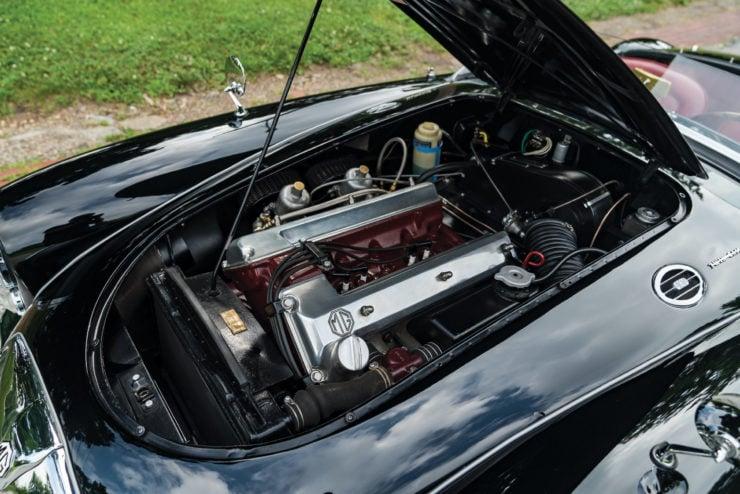 MG MGA Twin Cam Engine