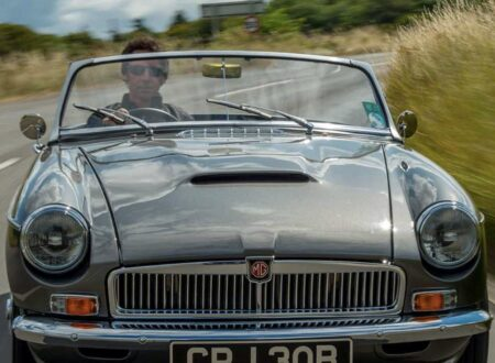 MG MGB A British Icon Reborn 2