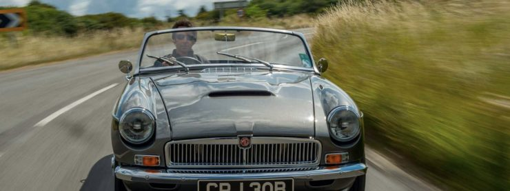 MG MGB A British Icon Reborn