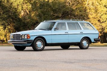 Mercedes-Benz 300TD Station Wagon