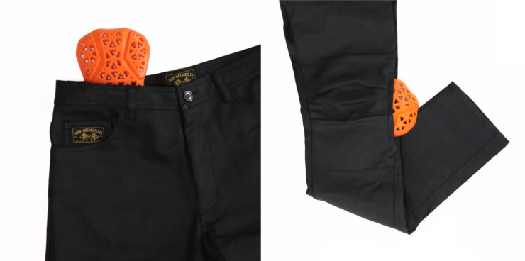Norman Armalith Riding Pants By Jane Motorcycles D3O 2