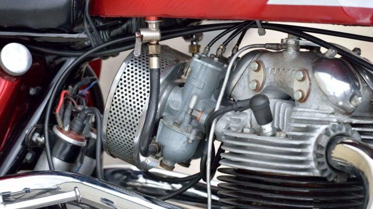Norton P11 Motorcycle Carburetor