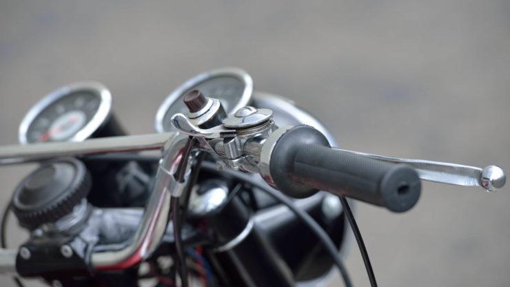 Norton P11 Motorcycle Dals