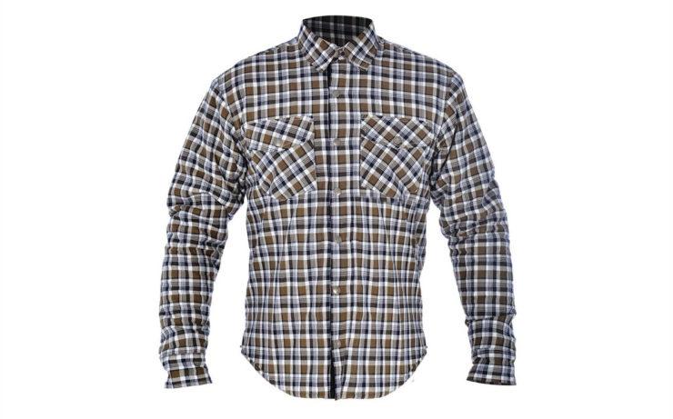 Oxford Kickback Motorcycle Shirt 2