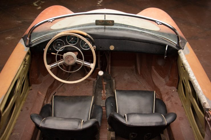 Porsche-Speedster-Interior