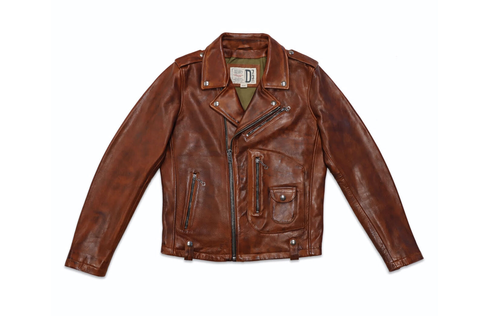 Redford Jacket D73 Leather Company