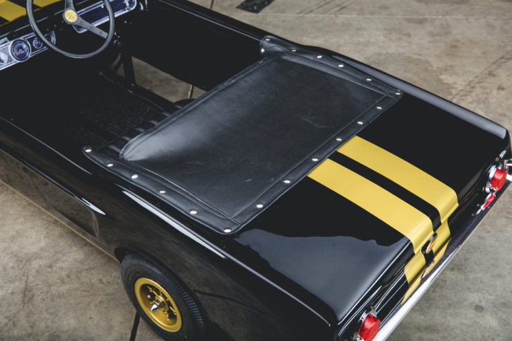 Shelby GT350 H Junior Trunk
