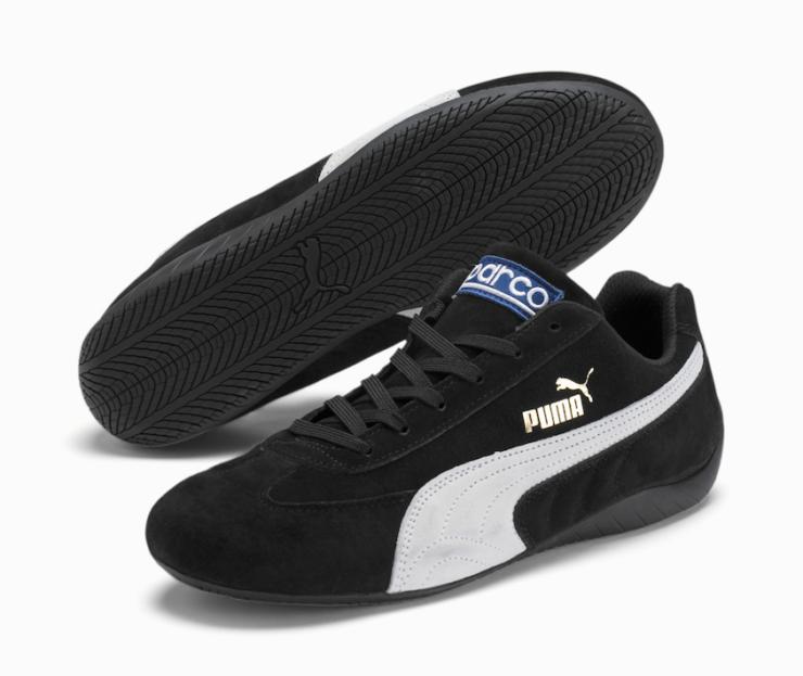 Speedcat OG Sparco Driving Sneakers Black 1