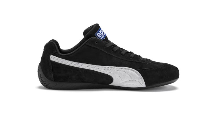 Speedcat OG Sparco Driving Sneakers Black 4