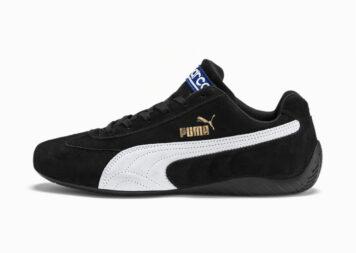 Speedcat OG Sparco Driving Sneakers Black