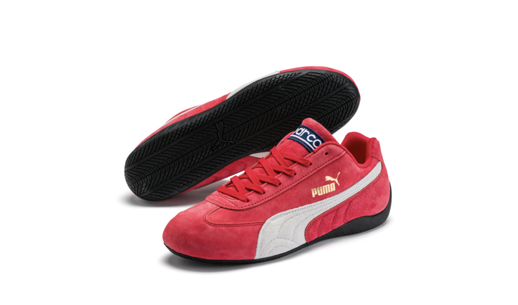 Speedcat OG Sparco Driving Sneakers Red 1