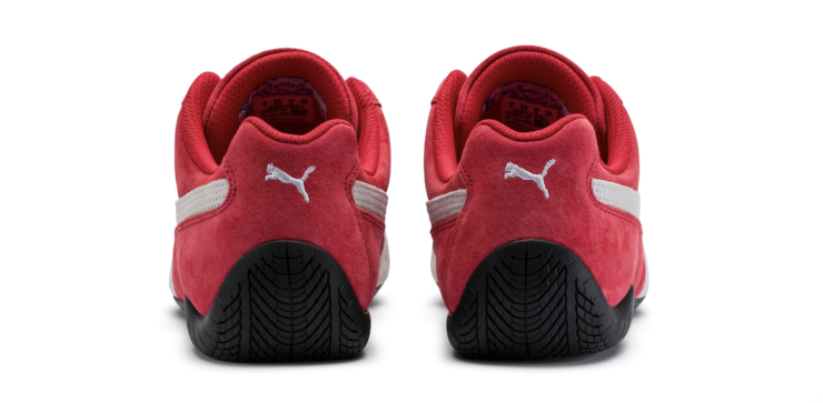 Speedcat OG Sparco Driving Sneakers Red 2