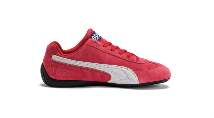 Speedcat OG Sparco Driving Sneakers Red 4