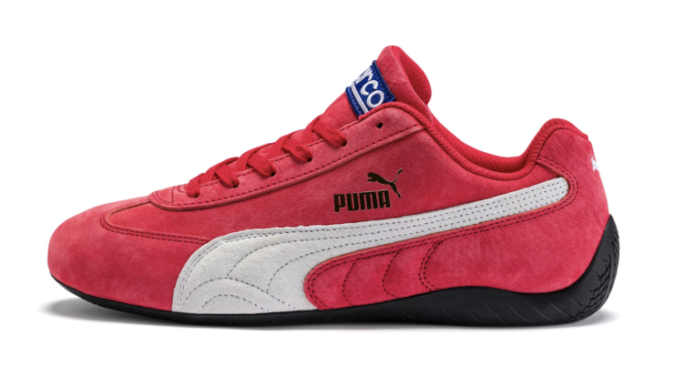 Speedcat OG Sparco Driving Sneakers Red