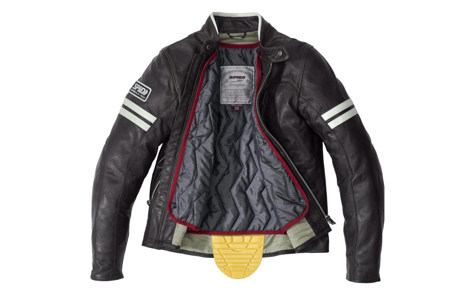 Spidi Vintage Leather Jacket