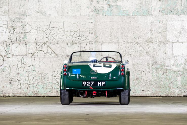 Triumph TRS Back 2