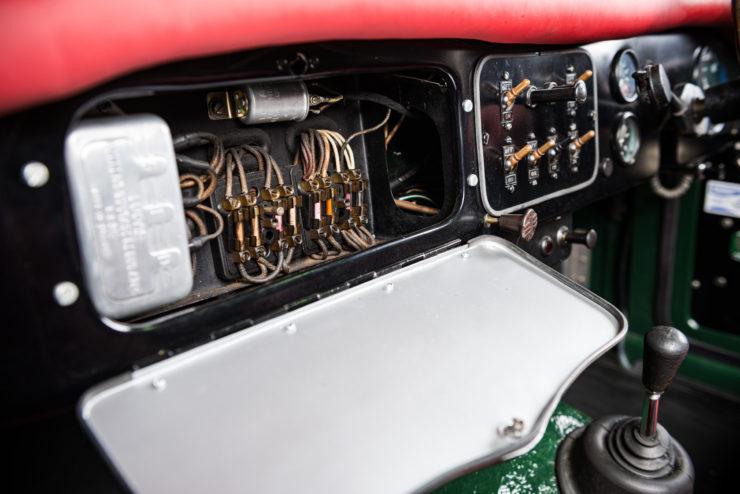 Triumph TRS Dash