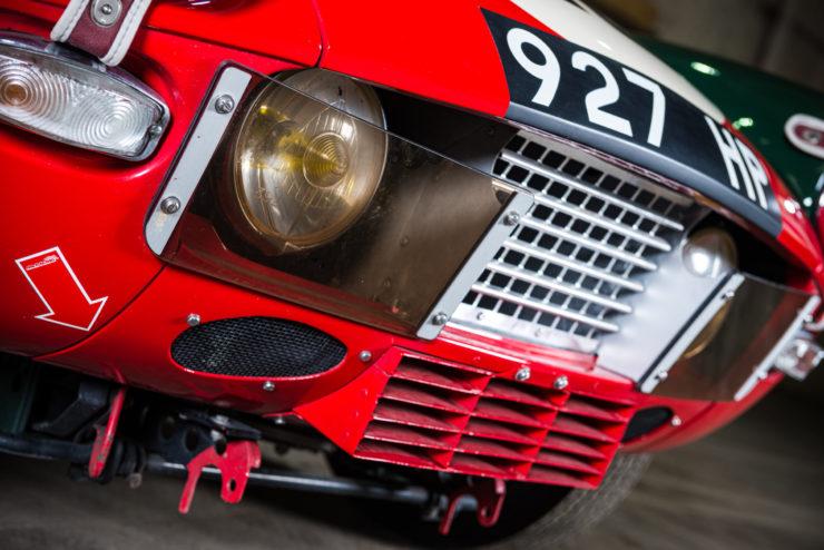 Triumph TRS Grille 2