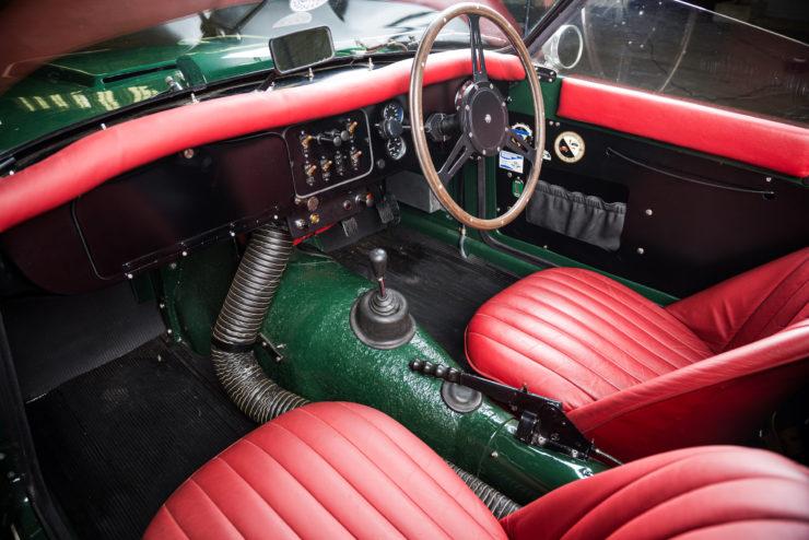 Triumph TRS Interior 2