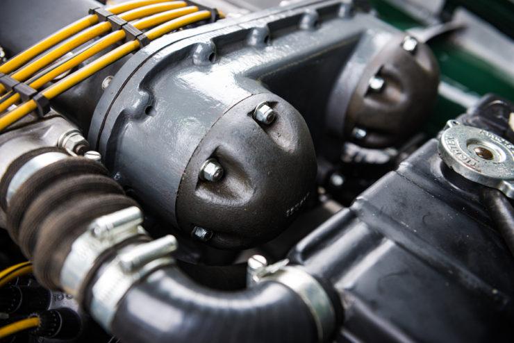 Triumph TRS Sabrina Engine 2
