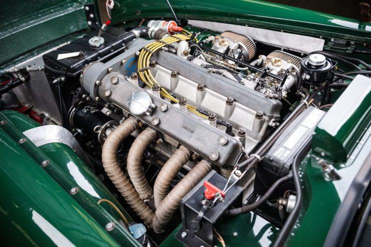 Triumph TRS Sabrina Engine 3