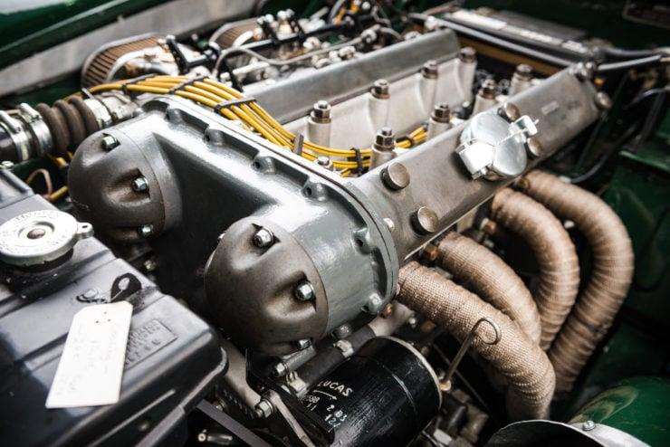 Triumph TRS Sabrina Engine 4