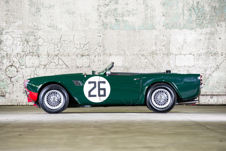 Triumph TRS Side 2