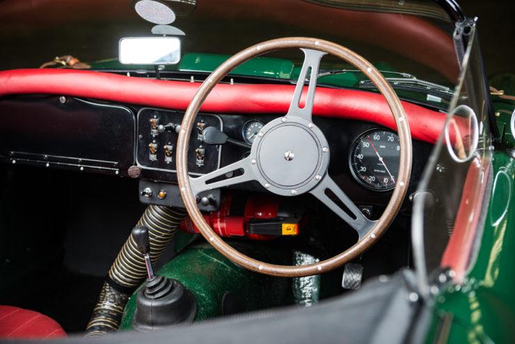 Triumph TRS Steering Wheel