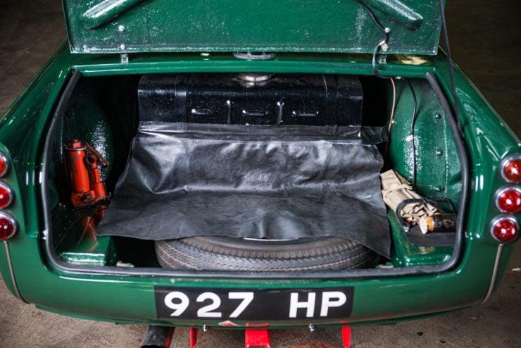 Triumph TRS Trunk